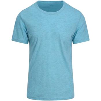 Textil Homem T-Shirt mangas curtas Awdis JT032 Surf Oceano Azul