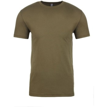 Textil T-Shirt mangas curtas Next Level NX3600 Verde Militar