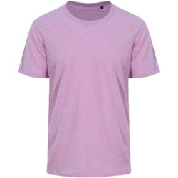 Textil Homem T-Shirt mangas curtas Awdis JT032 Surf Purpura