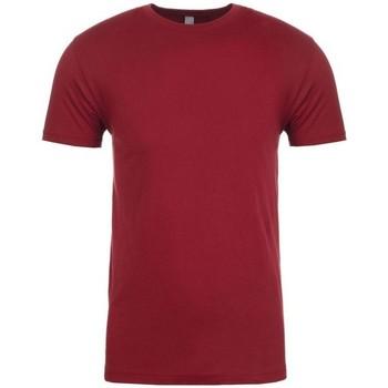 Textil T-Shirt mangas curtas Next Level NX3600 Cardeal Red