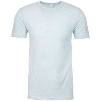 Textil Homem T-Shirt mangas curtas Next Level NX6210 Azul gelo