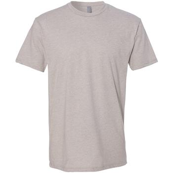 Textil Homem T-Shirt mangas curtas Next Level NX6210 Seda
