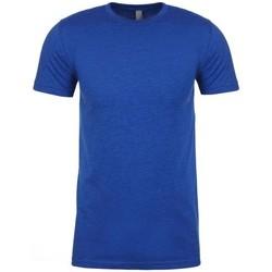 Textil Homem T-Shirt mangas curtas Next Level NX6210 Royal Blue