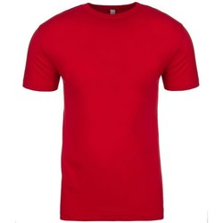 Textil T-Shirt mangas curtas Next Level NX3600 Vermelho