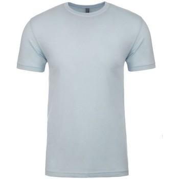 Textil T-Shirt mangas curtas Next Level NX3600 Azul claro