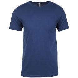 Textil T-Shirt mangas curtas Next Level NX3600 Azul frio
