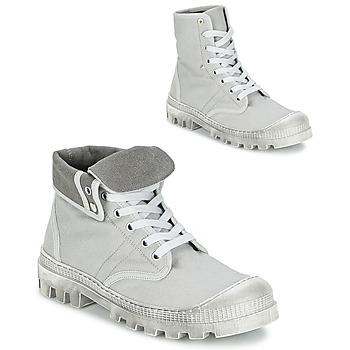 Sapatos Mulher Botas baixas Casual Attitude PALLIANE Cinza
