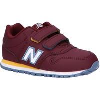 Sapatos Criança Multi-desportos New Balance IV500RBB Rojo