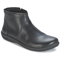Sapatos Mulher Botas baixas Birkenstock BENNINGTON Preto