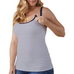 Textil Mulher Tops sem mangas Bravado 31007 BA FDST Branco