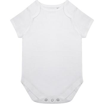 Textil Criança Macacões/ Jardineiras Larkwood LW655 Branco