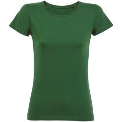 Textil Mulher T-Shirt mangas curtas Sols 02077 Garrafa Verde