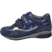 Sapatos Rapariga Sapatilhas Miss Sixty BK181 Azul