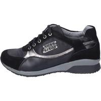 Sapatos Rapariga Sapatilhas Miss Sixty BK182 Preto