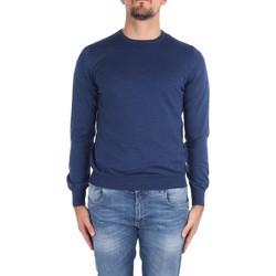 Textil Homem camisolas La Fileria 14290 55167 Azul