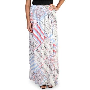 Textil Mulher Saias Tommy Hilfiger - ww0ww18337 Branco