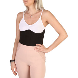 Textil Mulher Tops / Blusas Guess - 82g906_8672z Preto