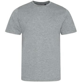 Textil Homem T-Shirt mangas curtas Awdis JT001 Heather Grey