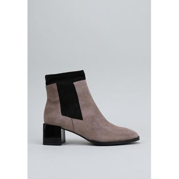 Sapatos Mulher Botins Sandra Fontan BERET Bege