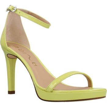 Sapatos Mulher Sandálias Unisa VERONICA PA Amarelo
