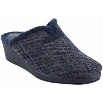 Sapatos Mulher Chinelos Garzon Vá para casa Sra.  175.421 azul Bleu