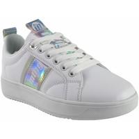 Sapatos Rapariga Sapatilhas MTNG Sapato feminino MustANG KIDS 48145 branco Branco