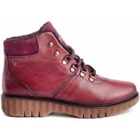 Sapatos Mulher Botins Giorda 24651 Vermelho