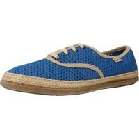 Sapatos Mulher Sapatilhas Victoria 20002V Azul