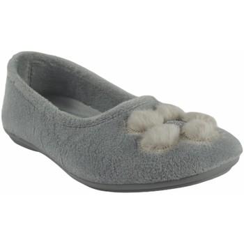 Sapatos Mulher Chinelos Garzon Vá para casa Sra.  5460.247 gelo Gris