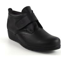 Sapatos Mulher Botins Bellatrix Senhora  7546 preto Preto