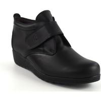 Sapatos Mulher Botins Bellatrix 7546 Negro