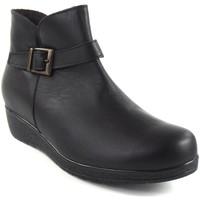Sapatos Mulher Botins Bellatrix 7547 Negro