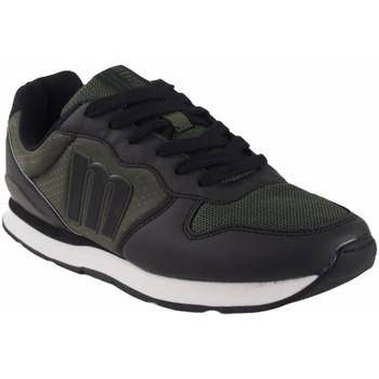 Sapatos Homem Multi-desportos MTNG Sapato masculino MUSTANG 84467b ne.kaki Verde