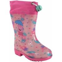 Sapatos Rapariga Botas de borracha Cerda Botas de CERDÁ menina CERDÁ 2300004449 rosa Multicolore