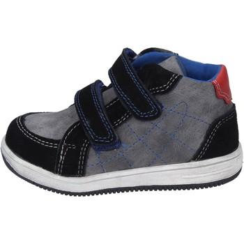 Sapatos Rapaz Sapatilhas Didiblu BK204 Preto