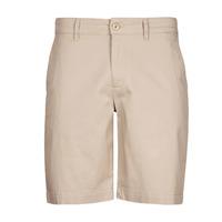 Textil Homem Shorts / Bermudas Aigle CARIO Bege
