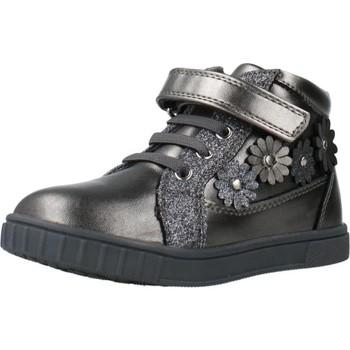 Sapatos Rapariga Sapatilhas de cano-alto Chicco COSTANZA Cinza