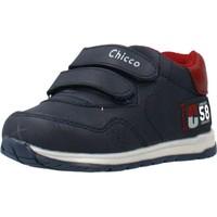 Sapatos Rapaz Sapatilhas de cano-alto Chicco GERVASO Azul