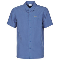 Textil Homem Camisas mangas curtas Columbia LAKESIDE TRAIL Azul