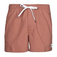 Textil Homem Fatos e shorts de banho Quiksilver EVERYDAY VOLLEY 15 Terracotta