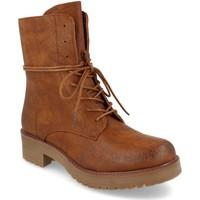 Sapatos Mulher Botins Ainy 4699 Camel
