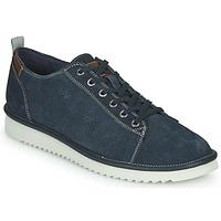 Sapatos Homem Sapatilhas Geox U DAYAN Azul
