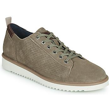Sapatos Homem Sapatilhas Geox U DAYAN Castanho