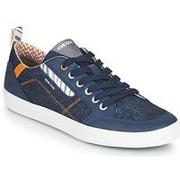 Sapatos Rapaz Sapatilhas Geox JR KILWI GARÇON Azul