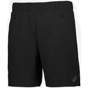 Textil Homem Shorts / Bermudas Asics M 5IN Short Preto
