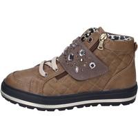 Sapatos Rapariga Sapatilhas Didiblu Sneakers BK210 Castanho