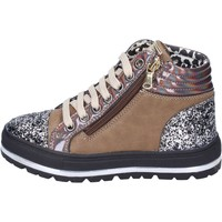 Sapatos Rapariga Sapatilhas Didiblu Sneakers BK212 Castanho