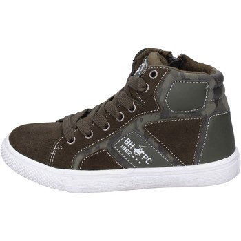 Sapatos Rapaz Sapatilhas Beverly Hills Polo Club Sneakers BK215 verde