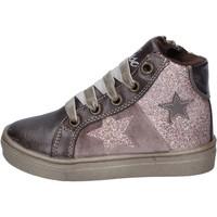 Sapatos Rapariga Sapatilhas Asso BK224 Castanho