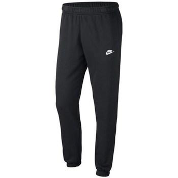 Textil Homem Calças de treino Nike Club Fleece Preto
